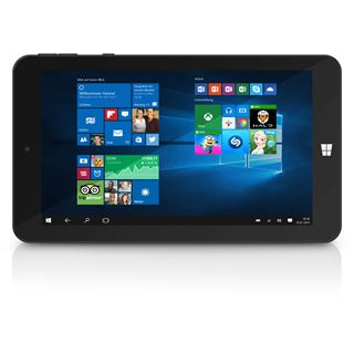 "7.0"" (17,78cm) TrekStor SurfTab wintron 7.0 WiFi / Bluetooth V4.0 16GB schwarz"