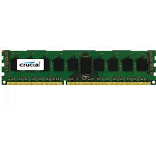 8GB Crucial CT8G3ERSLD4160B DDR3-1600 regECC DIMM CL11 Single