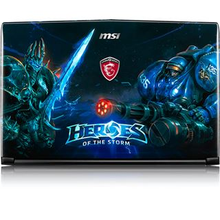 "Notebook 15.6"" (39,62cm) MSI GE62 6QF Apache Pro Heroes Special Edition"