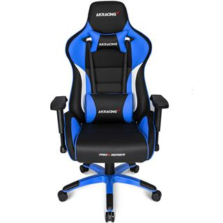 AKRacing ProX Gaming Chair blau