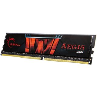 4GB G.Skill Aegis DDR4-2400 DIMM CL15 Single