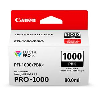 Canon Tinte photo 80ml schwarz