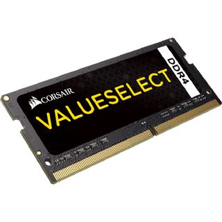 8GB Corsair ValueSelect DDR4-2133 SO-DIMM CL15 Single