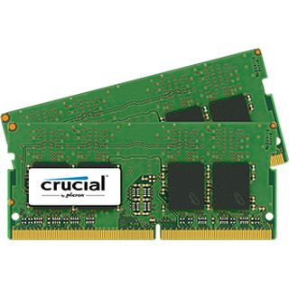 16GB Crucial CT2K8G4SFS824A DDR4-2400 SO-DIMM CL17 Dual Kit
