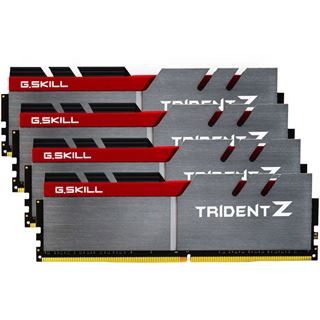 64GB G.Skill Trident Z DDR4-3200 DIMM CL15 Quad Kit