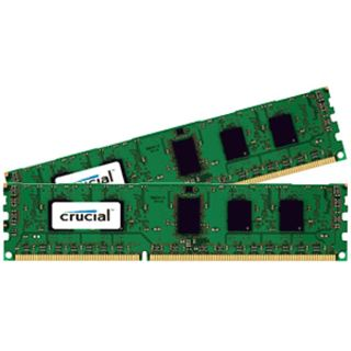 16GB Crucial CT2K102464BD160B DDR3L-1600 DIMM CL11 Dual Kit