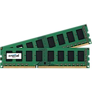 8GB Crucial CT2KIT51264BA160BJ DDR3-1600 DIMM CL11 Dual Kit