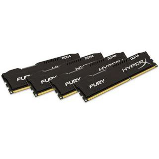 64GB Kingston HyperX DDR4-2133 DIMM CL14 Quad Kit