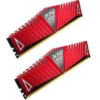 8GB ADATA XPG Z1 rot DDR4-2800 DIMM CL17 Dual Kit