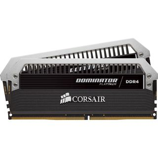 32GB Corsair Dominator Platinum DDR4-3200 DIMM CL16 Dual Kit