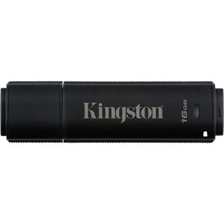 16 GB Kingston DataTraveler 4000 G2 schwarz USB 3.0