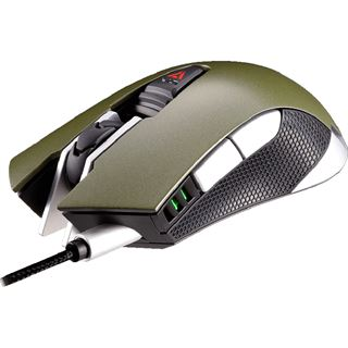 Cougar 530M Optical Gaming Maus Army Green USB gruen (kabelgebunden)