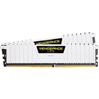 32GB Corsair Vengeance LPX weiß DDR4-3200 DIMM CL16 Dual Kit