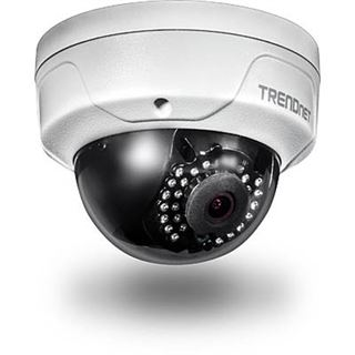 TrendNet TV-IP315PI IPCam Outdoor PoE 4MP Day/Night Dome Network Camera