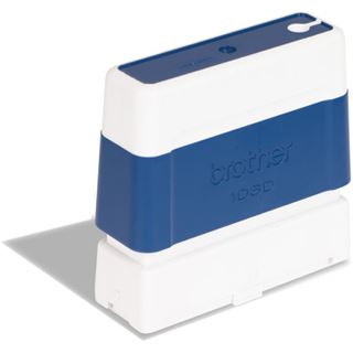 Brother Stempel 10x60 mm blau