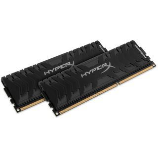 8GB HyperX Predator DDR3-2400 DIMM CL11 Dual Kit