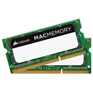 16GB Corsair Mac Memory DDR3L-1866 SO-DIMM CL11 Dual Kit