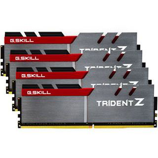 32GB G.Skill Trident Z DDR4-3333 DIMM CL16 Quad Kit