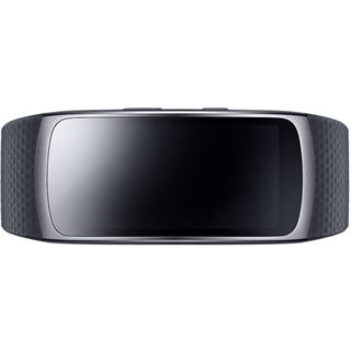 Samsung Gear Fit2 Large (155-210mm) dunkelgrau