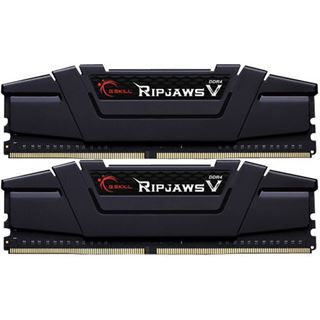16GB G.Skill RipJaws V schwarz DDR4-3333 DIMM CL16 Dual Kit
