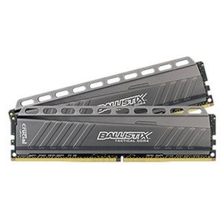 16GB Crucial Ballistix Tactical DDR4-3000 DIMM CL16 Dual Kit