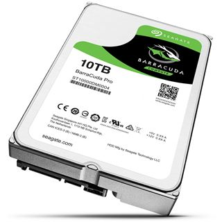 "10000GB Seagate BarraCuda Pro ST10000DM0004 256MB 3.5"" (8.9cm) SATA 6Gb/s"