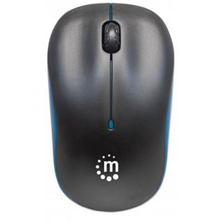 Manhattan Maus Wireless Success 1000dpi blau