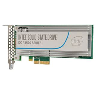 2000GB Intel DC P3520 Add-In PCIe 3.0 x4 32Gb/s 3D-NAND MLC Toggle (SSDPE2MX020T701)