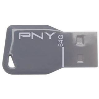 64GB PNY USB MICRO KEY GREY