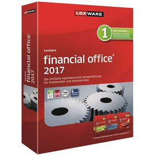 Lexware financial office 2017 BOX