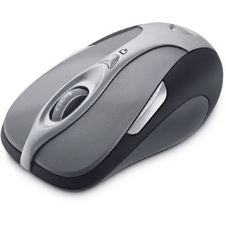 Microsoft Wireless 8000 Presenter Laser Maus Grau USB