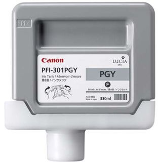 Canon Tinte PFI-301PGY 1496B001 grau photo