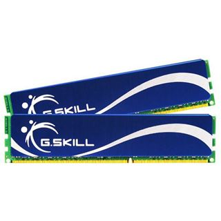 4GB G.Skill PQ Series DDR2-800 DIMM CL5 Dual Kit