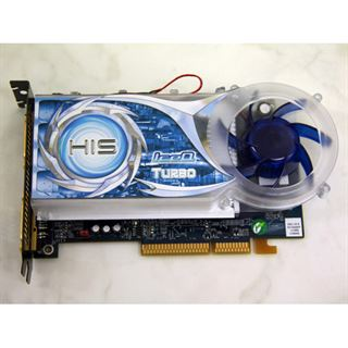 512MB HIS Radeon HD2600XT IceQ Turbo GDDR3 AGP