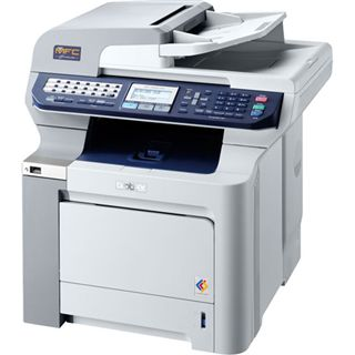 Brother MFC-9840CDW A4 2400x600dpi Color MF