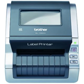 Brother P-touch QL-1060N Thermotransfer LAN/Seriell/USB 2.0