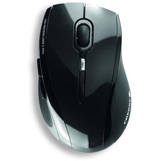 CHERRY Wireless M-300R Life Nano Laser Maus Schwarz USB