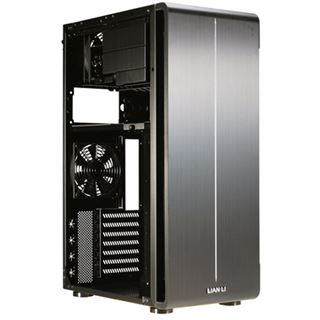 ATX Lian Li Super Case TYR PC-X500 Midi Tower o.NT Schwarz