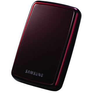 "HD2E 120GB Samsung S1 Mini 1.8"" (4.57cm) Rot USB 2.0"