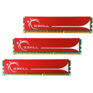 6GB G.Skill NQ Series DDR3-1600 DIMM CL9 Tri Kit