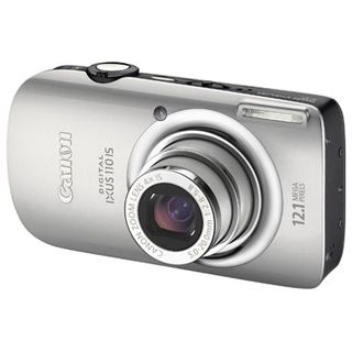 Canon Digital Ixus 110 IS Silber