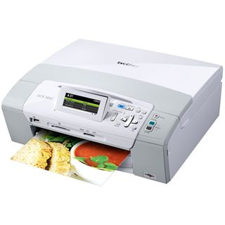 Brother DCP-385C 6000x1200dpi Color Tinte USB 2.0