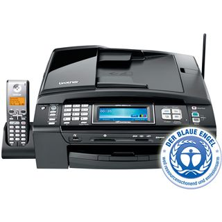 Brother MFC-990CW Tinte Drucken/Scannen/Kopieren/Faxen Bluetooth/USB 2.0/WLAN