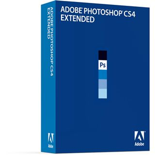 Adobe EDU PHOTOSHOP EXTENDED CS4 Student DVD/MAC