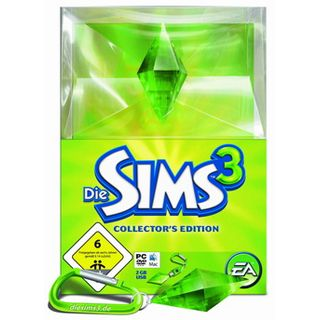 Electronic Arts DIE SIMS 3 COLLECTORS Edition (PC)