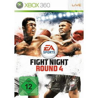 EA Sports - Fight Night Round 4 (XBox360)