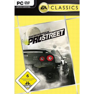 NEED FOR SPEED PROSTREET CLASS (PC)