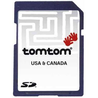 TomTom Map of Western- and Central Europe SD v8.30 IQR
