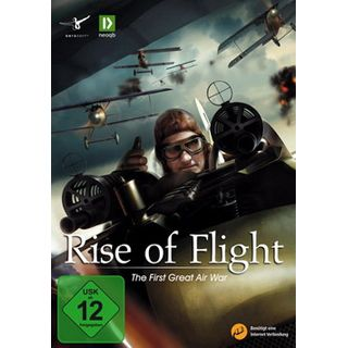 Rise of Flight - The First Great Air War (PC)
