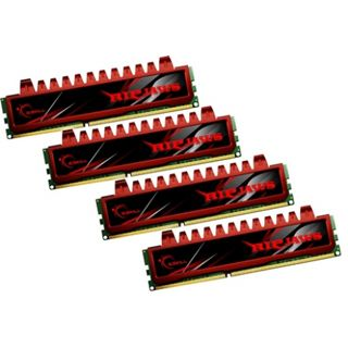 16GB G.Skill Ripjaws DDR3-1600 DIMM CL9 Quad Kit